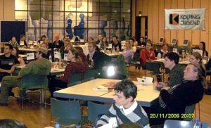 Bundeskonferenz 2, 2009 in Nürnberg