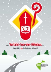 Vorfahrt für den Nikolaus