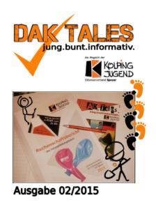 Cover DAK Tales 2 - 15